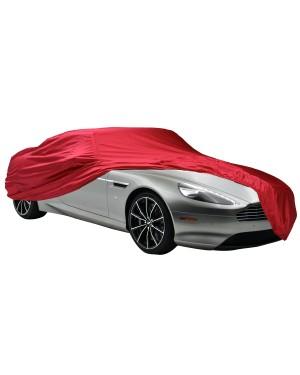 Fleece car cover