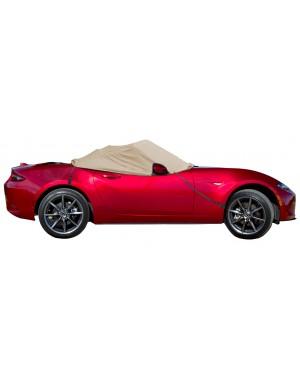velour convertible car cover