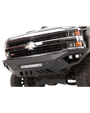 Cool black front bumper