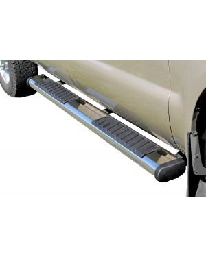 6-inch oval steel bar